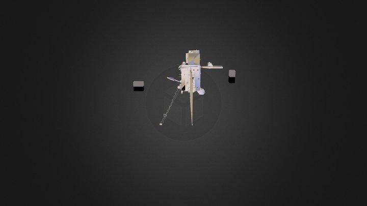 Goesr 04 03 13 3D Model