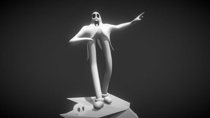 St. James Infirmary Blues 3D Model