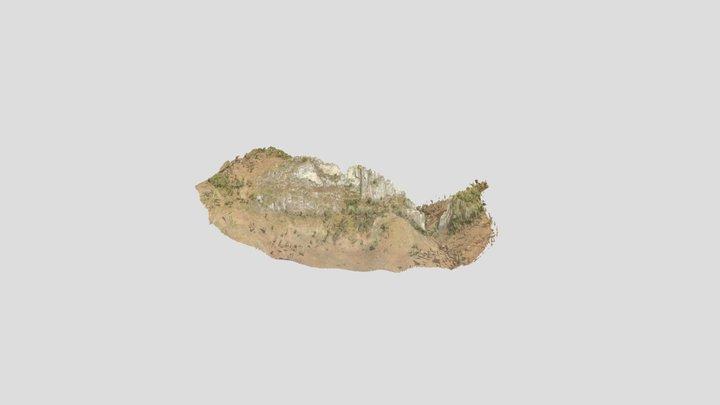 Seneca Rocks 3D Model