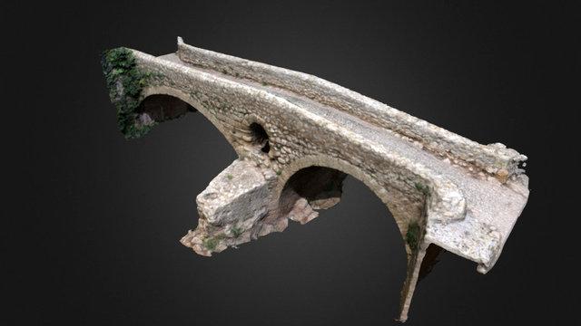 Pont de Cubelles (Pollença, Mallorca) 3D Model