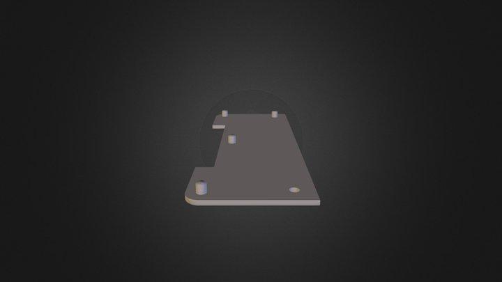 End-cover-8-1b 3D Model