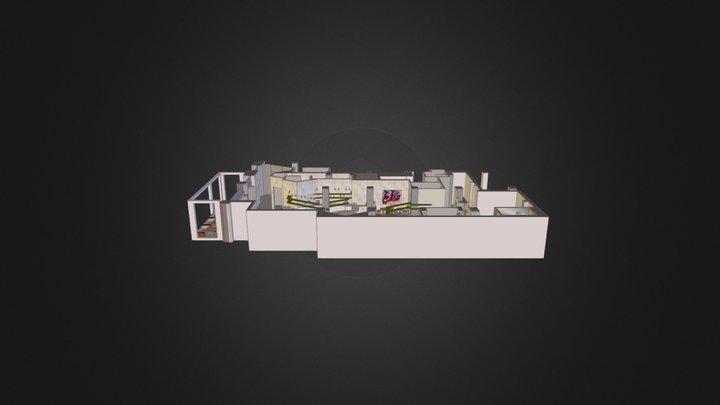 BiH2-OCT14 3D Model