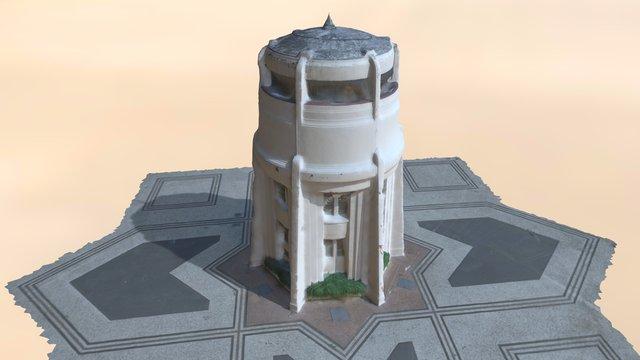 Torre do Castelo 3D Model