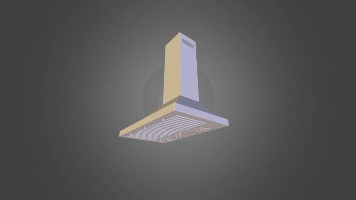 K B 3D Model