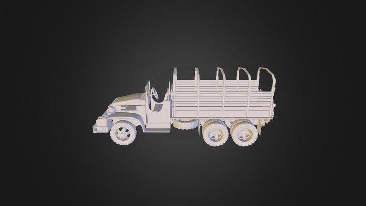Torakk 3D Model