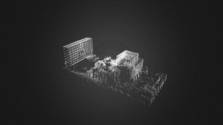 Platine 3D Model