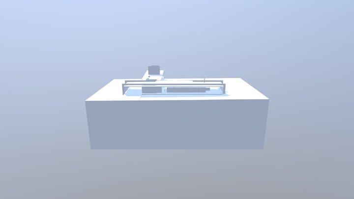 Vila Rica Finish 3D Model