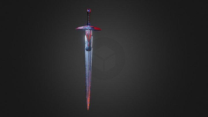 Optimus Sword_Reworked 3D Model