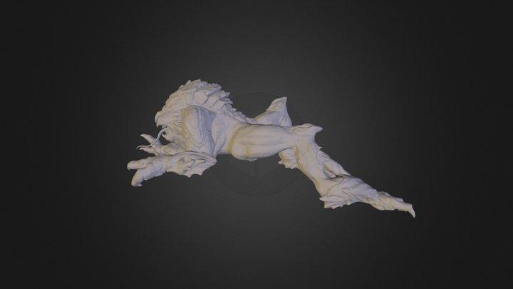 Max 3D Model