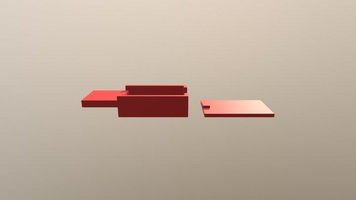 Flexi-pinch Model 3D Model
