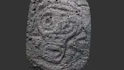 Sikachi-Alyan, Point 2, Stone 62 3D Model