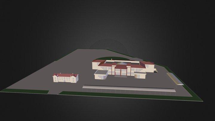 cdfxh 3D Model