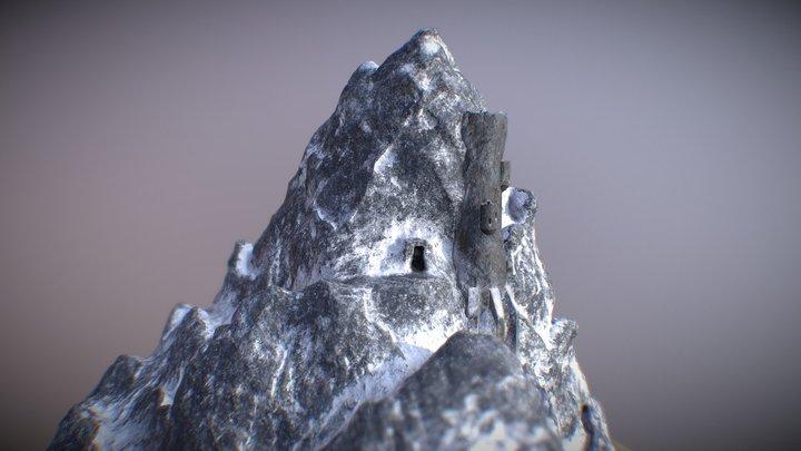 Forgotten Tower 3D Model
