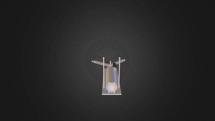 Spreje2 3D Model