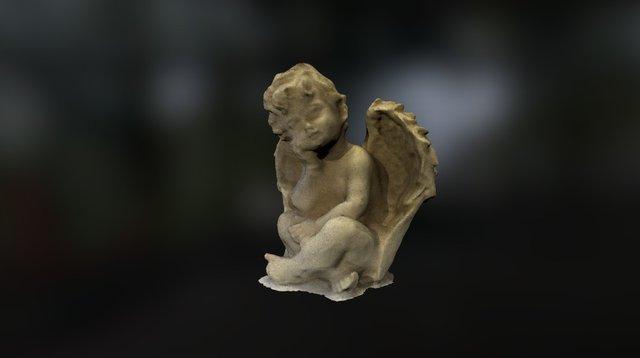 Angel (Memento) 3D Model