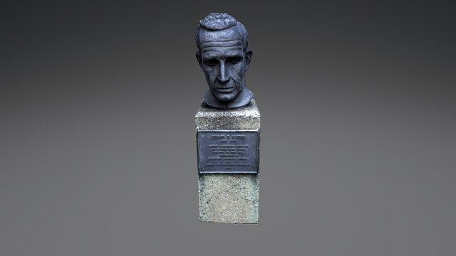 Murrow Head 3D Model