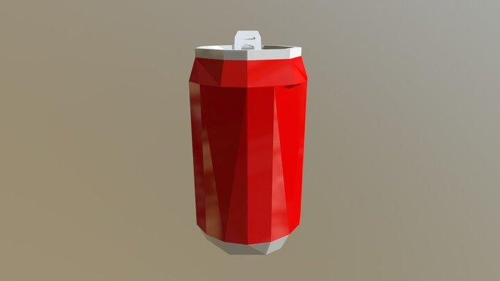 Soda - Household Props Challenge 3D Model