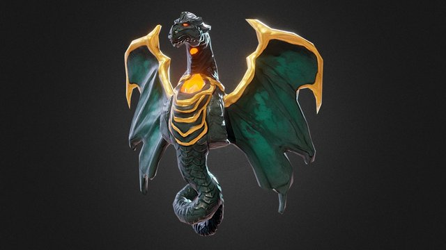 dragon_tower 1 3D Model