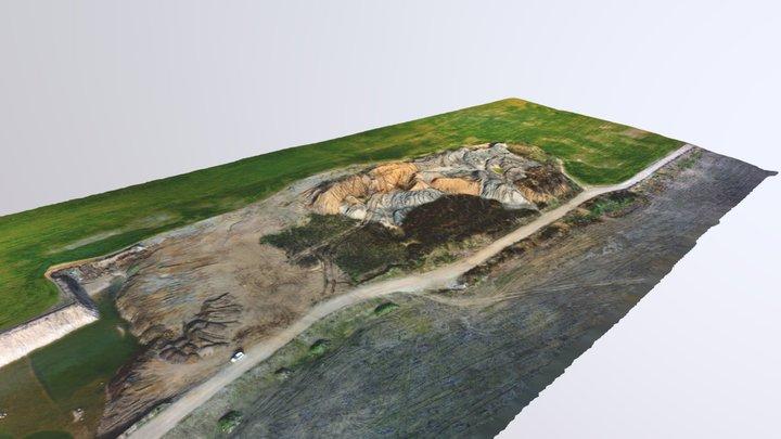 EJEMPLO TOPOGRAFIA 3D Model