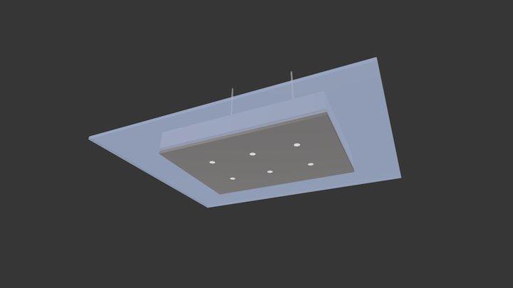 TECHLUMEN LED Livello 3D Model