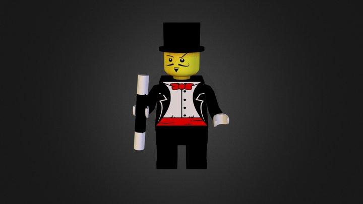 LEGO MAGO 3D Model
