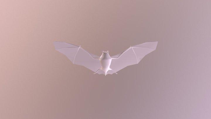 Bat - maaaan! 3D Model