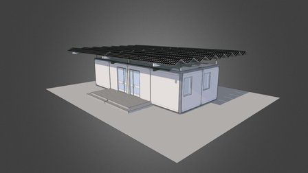Duplex Multi-Mission Package 3D Model