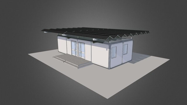 Duplex Multi-Mission Package 3D Model