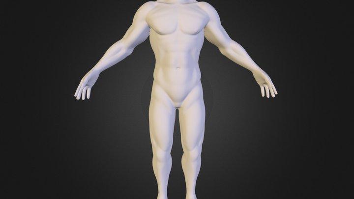 Base_Male 3D Model