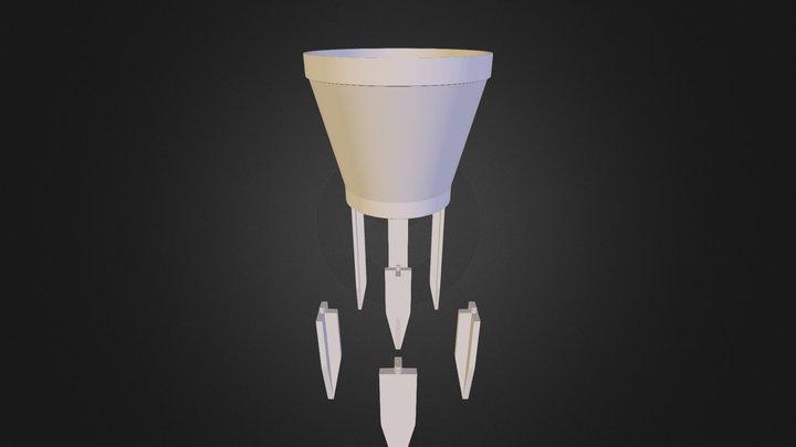 POT HOLDER - 2 3D Model