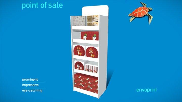 Solent_Stock Layout 3D Model