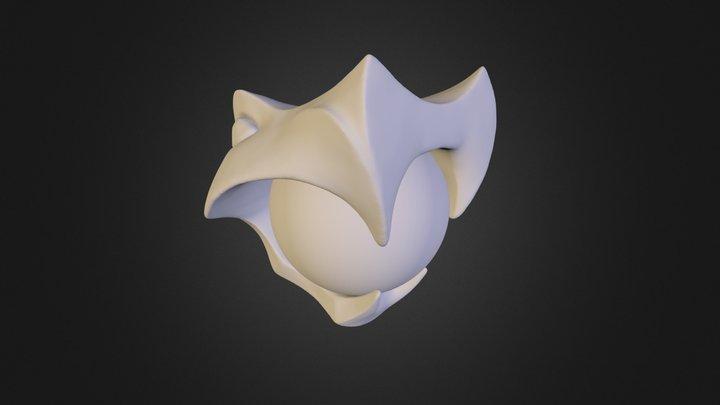 WIP - Orb of Venom 3D Model