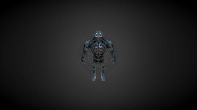 Mounstro 1| 3D Model