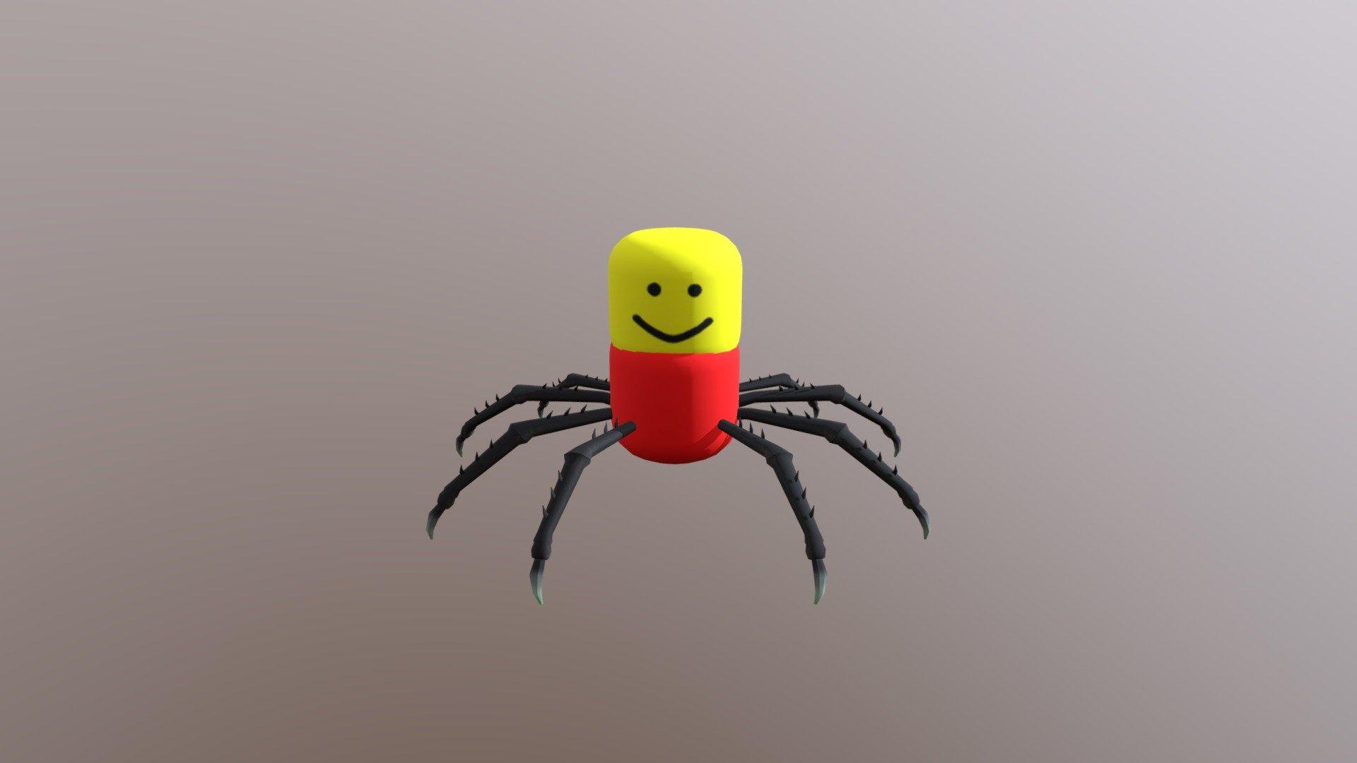 Spider Roblox Avatar Despacito Spider Model Download Free 3d Model By Retroblock Thenintendobomb F2a5059 Sketchfab
