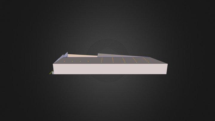 3d- Arquitectura CORREGIDO 3D Model