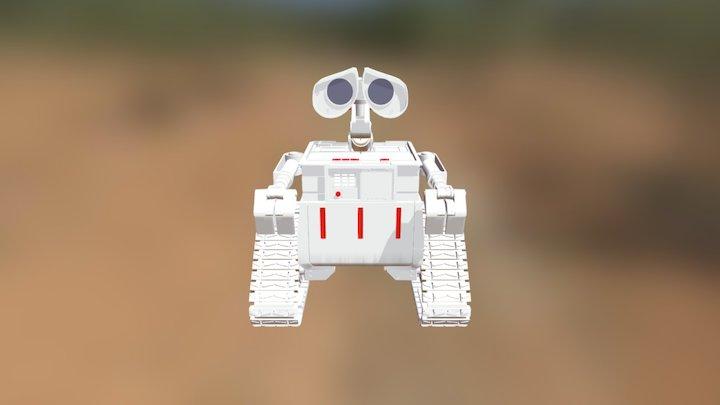 Walle Practica 3D Model