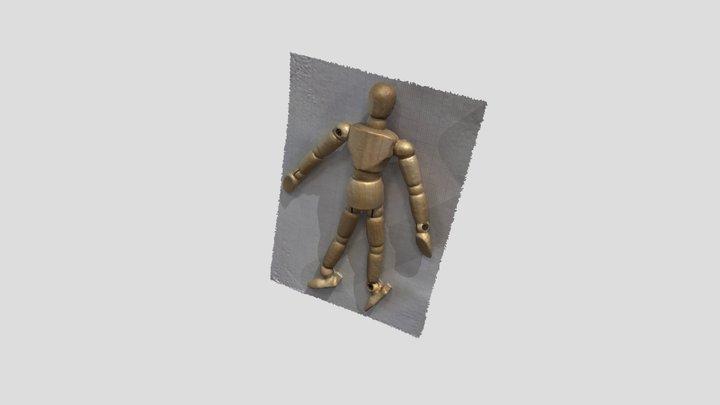 Videogrametry 3D Model