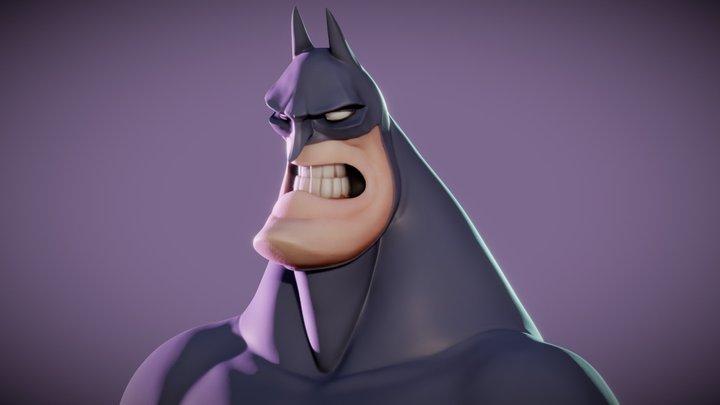 Batman Free 3D Model