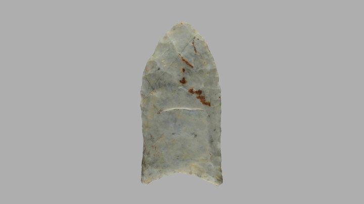 Clovis (NC-117 a5) 3D Model
