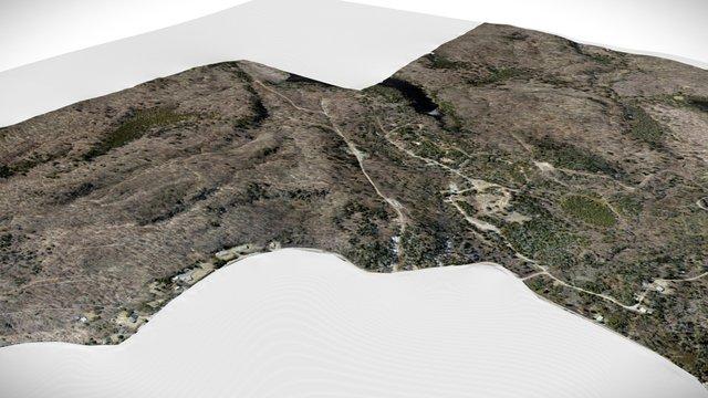 Terra Perma 3D 3D Model