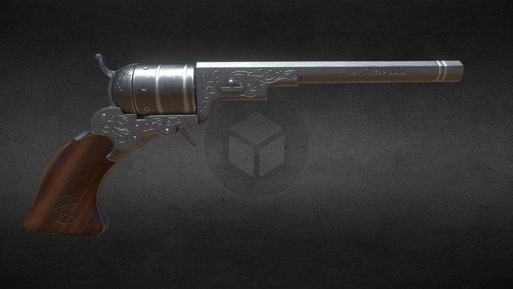 The Colt 3D Model