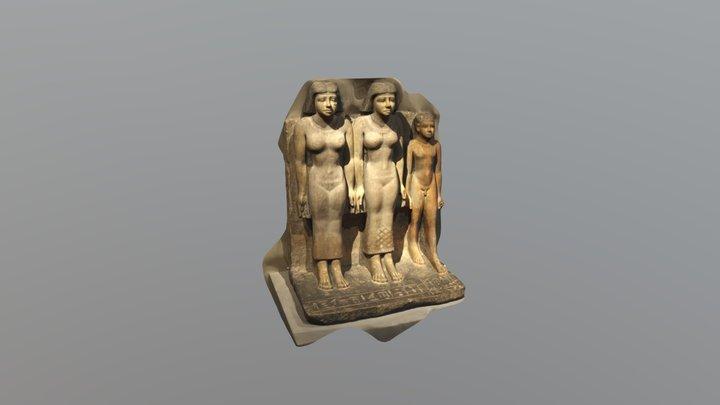 Test model: Mertites 3D Model