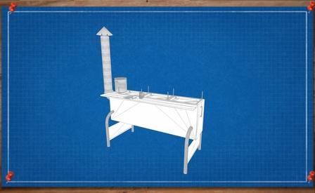 Brojects Season 1 - Ultimate Breakfast Bar 3D Model