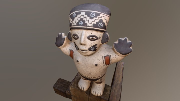 Artesanía Peruana 3D Model