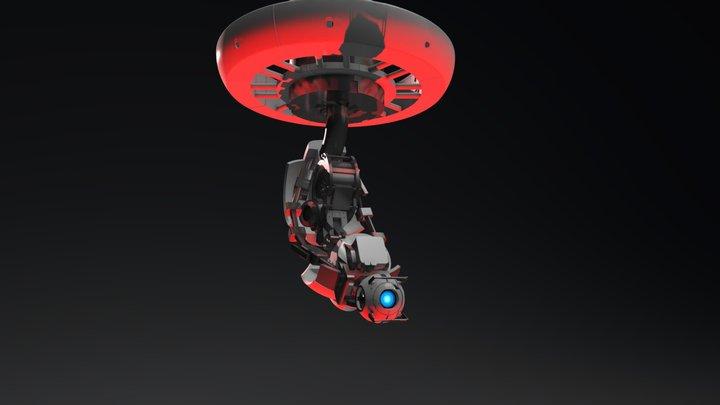 WheatlyOS 3D Model