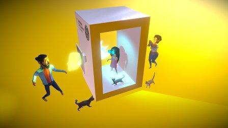 NatGeo-GE Breakthrough: bem-vindo ao futuro 3D Model