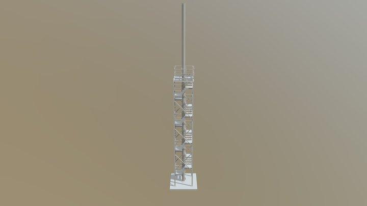 PLAN D'ENSEMBLE TORCHERE-2 3D Model