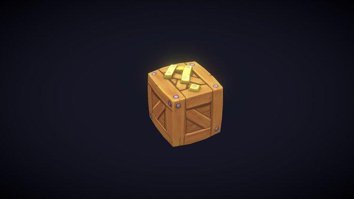 Question Box 3D Model