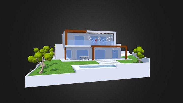La Quinta Jose María Iborra 3D Model