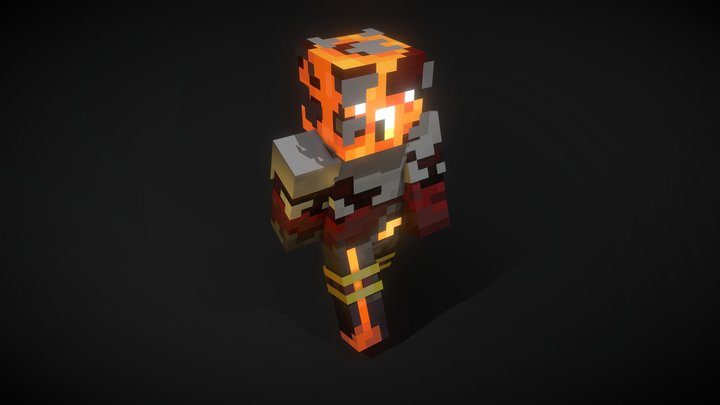 mcearth nether 3D Model
